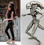 Alien versus Amy Winehouse ! Ca expliquerait tout :)