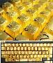 Un clavier en or macif :o